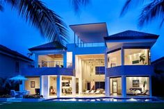 Luxury Beach Vacation House in Costa Rica