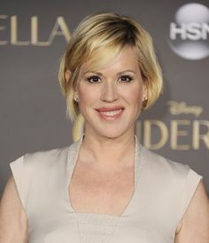 Pin for Later: '80s Icon Molly Ringwald Talks Scrunchies and Mauve Nail Polish
