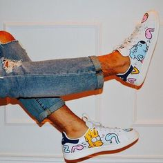 Custom Stan Smith Adidas