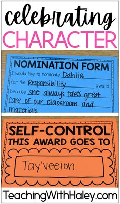 How to Promote Great Character in the Classroom. By Haley O'Connor. In this blog post share how to promote and reward great character in the classroom! This is perfect for teaching social-emotional learning in the classroom for kindergarten, first grade, and second-grade students. Teaching kindness in the classroom and teaching character education is so important to building a great classroom community. Read more!