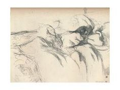 Woman Waking Up In Bed 1896 Giclee Print Henri De Toulouse Lautrec Art Com Toulouse Lautrec Henri De Toulouse Lautrec Figurative Prints