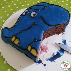Ich back mir einen Elefanten. » Zum Geburtstag des Miezmannes sollte es - trotz Abwesenheit - ein  ...