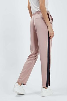 Satin Cuffless Jogger - New In This Week - New In - Topshop