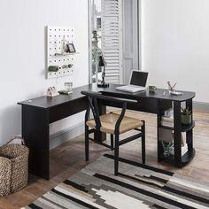 mesa de juegos para la oficina en casa grano de madera roja mesa para ordenador port/átil Escritorio para ordenador mesa de trabajo escritorio de oficina o estudio de Dosleeps mesa de comedor