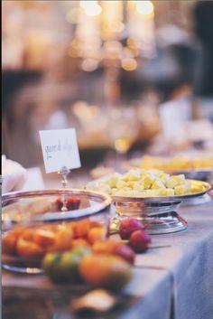 Mesa increible de aperitivos, obra de El Sofá Amarillo