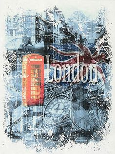 Rice-Paper-for-Decoupage-Scrapbook-Sheet-Craft-Paper-London-Phone-Booth