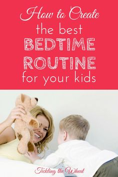 Creating an intentional evening routine (for myself and my kids) has been such a game changer. We're in better moods throughout the day and our home feels more