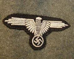 Waffen-SS Tunic. M42. SS-Mann.