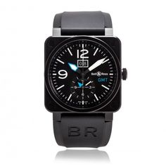 Bell & Ross BR03-51 GMT Limited Edition Watch #men #watch