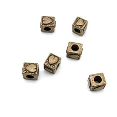 Price per 310 Pieces Fashion Jewelry Making Charms Findings Arts Crafts Beading Antique Bronze Tone E7DK8 Heart Loose Beads *** Continue with the details at the image link. #BeadingJewerlyMaking