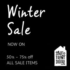 It's sale time guys!! All loaded online now and ready to bag the best bargains before the shops open their doors in the morning. 50% to 75% off all sale items.  #saletime #bargains #sale #shutthefrontdoorstore #salesnz #bargainshopper #bargainhunt