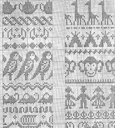 65 ideas for knitting charts border fair isles Fair Isle Knitting Patterns, Fair Isle Pattern, Knitting Charts, Knitting Stitches, Sock Knitting, Vintage Knitting, Free Knitting, Jaquard Tricot, Cross Stitch Borders