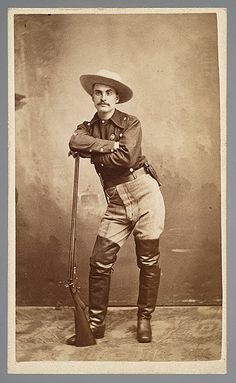 An Exceptional CDV of Frank Butler the Sharpshooter, (2007, Historic Americana, June 6 & 7)