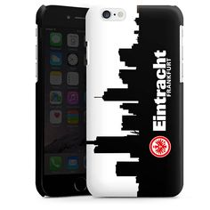 Eintracht Frankfurt Skyline für Premium Case (glänzend) für Apple iPhone 6 von DeinDesign™