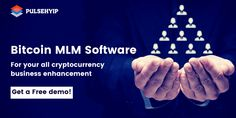 Pulsehyip is the best MLM Software development Company that provides various MLM plan software solutions for a broad range of industries. Marketing Companies, Affiliate Marketing, Bitcoin Company, Mlm Plan, All Cryptocurrency, Bitcoin Business, Direct Selling, Competitor Analysis, Multi Level Marketing