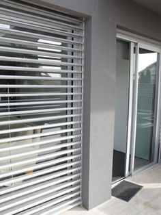 Terrazzo, Shutters, Blinds, House Design, Windows, Curtains, Chloe, Garage, Inspiration