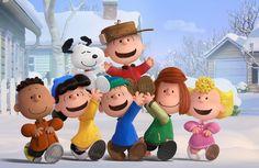 """Morrendo de fofura com as novas imagens de """"Peanuts"""", o filme do Snoopy"""