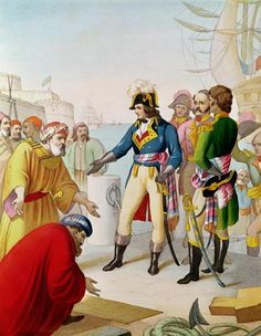 The Disembarkation of Napoleon