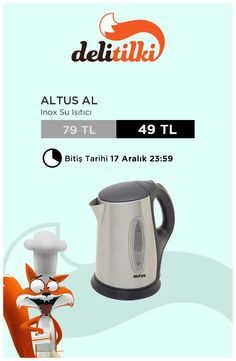 Altus su ısıtıcı, Fırsatın Dibine özel fiyatı ile Delitilki'de! www.delitilki.com