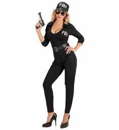 Comprar Disfraz adulta Super Agente FBI Sexy. Disfraz de mujer policía FBI ideal para despedidas de soltera o fiestas temáticas de policía. No dejes de completar tu disfraz con los complementos para disfraz que te ofrecemos en disfracestuyyo.com como las esposas, pistola, porra, gafas de espejo etc. No te olvides si buscas un disfraz o complemento para darle un toque de distinción a tus disfraces en disfracestuyyo.com lo tenemos. ¡ Te esperamos !