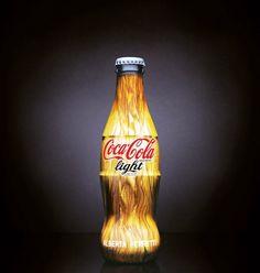 Jean Paul Gaultier para Coca Cola Light y Madonna