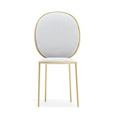 Stay Dining Chair Brume - Collection III - Designed by Nika Zupanc for Sé