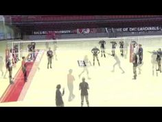 Ball State Ball Control - YouTube