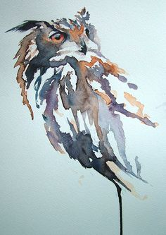 Eagle Owl by sarahstokes