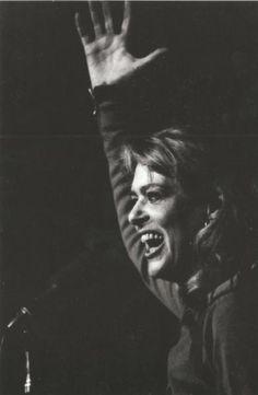 Melina Mercouri in Paris, 1968