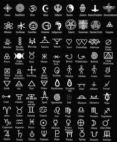 Symbols are a huge part of any earth-based practitioner's ars… Magical Symbols. Symbols are a huge part of any earth-based practitioner's arsenal. Symbols can be used to infuse energy by means of… Magic Symbols, Ancient Symbols, Egyptian Symbols, Energy Symbols, Ancient Alphabets, Ancient Scripts, Chinese Symbols, Magic Font, Friendship Symbols