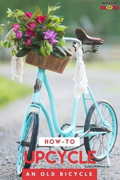 Make a rusty old bicycle or wagon new again just in time for summer. Go for a ride with @PlaceofMyTaste and get turn-by-turn directions on how to DIY for a chance to win $200 in prizes. Visit stopsrust.com/rules for details. Color featured here is Stops Rust Gloss Light Turquoise.