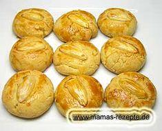 Marzipan Mandelplätzchen   Mamas Rezepte - mit Bild und Kalorienangaben
