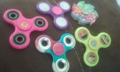 5 Spinners .