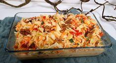 Λαχανοσαλάτα με φανταστική σως, που την ξεχωρίζει από τις άλλες Cauliflower, Cabbage, Salads, Vegetables, Recipes, Food, Cauliflowers, Veggies, Vegetable Recipes