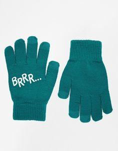 Monki – Brrr – Handschuhe