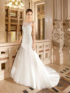 Robe de mariée - Demetrios collection 2015