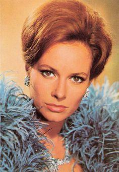 Luciana Paoluzzi ~ Bond girl Fiona from the James Bond classic, THUNDERBALL (1965)