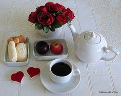Decoração de Mesas - Table settings - Dia dos namorados - Valentine's Day