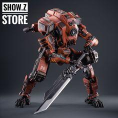 Z Store] JoyToy Source Acid Rain Xingtian Steel Knight Action Figure Robot Militar, Arte Do Pulp Fiction, Animal Robot, Arte Robot, Cool Robots, Sci Fi Armor, Lego Mecha, Robot Concept Art, Robot Design