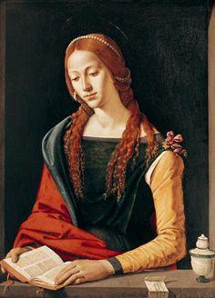 Piero di Cosimo, Mary Magdalene