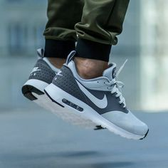 "#copordrop?: @nike Air Max Tavas Essentials ""Pure Platinum"" Photo: @titoloshop"