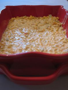 Flair For Home: Hot Corn Dip