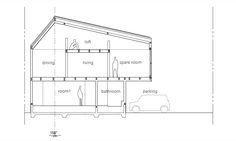 Gallery of House in Horinouchi / Mizuishi Architects Atelier - 22