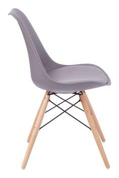 Mid Century Bucket Chair