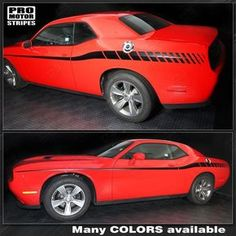 2009-2010 Dodge Challenger RT  Muscle Car Art Print 10 colors