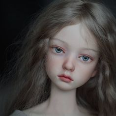 The Uncanny, Doll Painting, Photo Story, Collector Dolls, Bjd Dolls, Ball Jointed Dolls, Doll Face, Bmx, Headdress