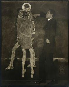 1914Egon Schiele (Tulln 1890~1918 Vienna)