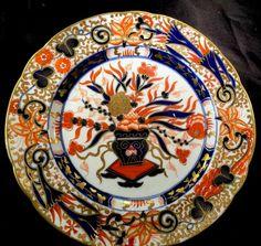 VINTAGE JAPANESE IMARI PLATE - UNMARKED  sc 1 st  Pinterest & Antique rare chelsea derby chinese imari pattern plate c.1770 ...