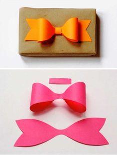 15 entretenidas decoraciones que puedes hacer con papel