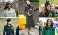St. Patrick's Day goals: All the times Kate Middleton wore green